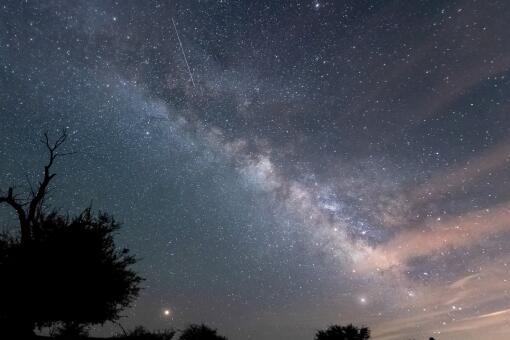 5月將有流星雨和兩次雙星伴月!什么是雙星伴月?附具體觀測時間!